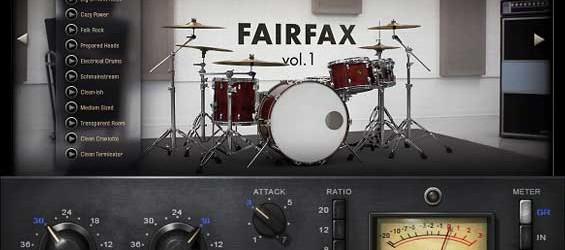 Belajar Teknik Sound System : Kompresi Drum