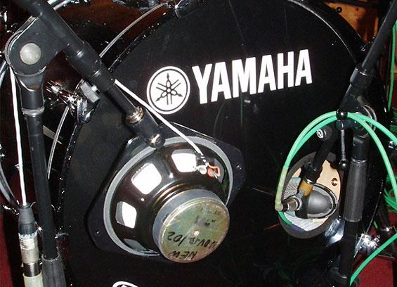 Teknik Menangkap Suara Bass Kick Drum