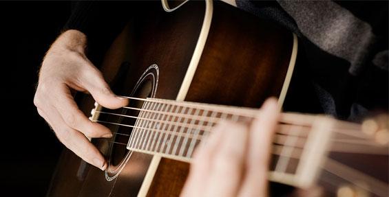 Teknik Menodong Gitar Akustik