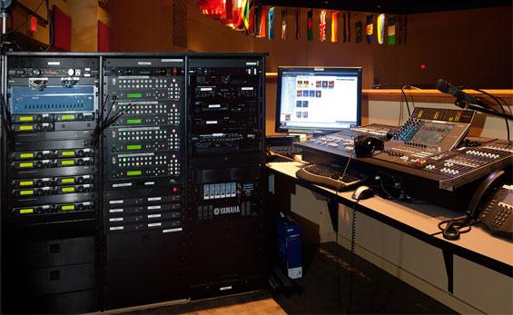 Panduan Menyalakan Sound System